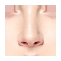 twarz - korekcja nosa
